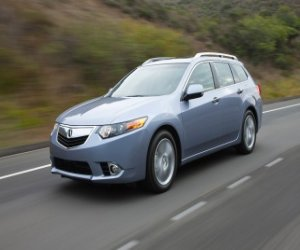 Best Station Wagons of 2011 Acura TSX