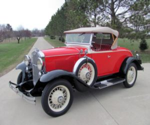 1931 Chevrolet Independence series AE front