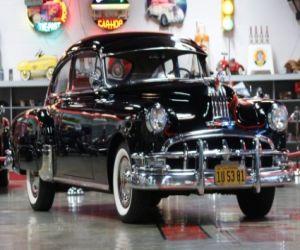 1950 Pontiac Silver Streak front