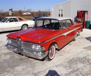 1959 Ford Ranger front