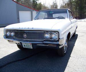 1964 Buick Skylark convertible front