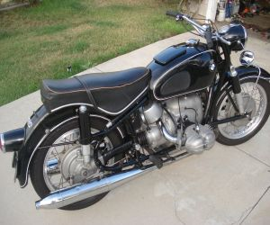 1966 BMW R-Series right side