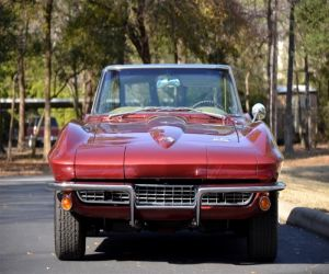 1966 Chevrolet Corvette convertible front