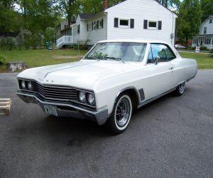 1967 Buick Skylark front
