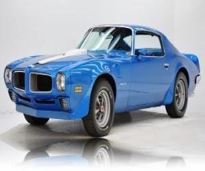 1970 Pontiac Trans front