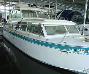 1978 Marinette Cabin Cruiser