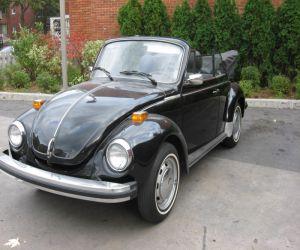 1978 Volkswagen Super Beetle front