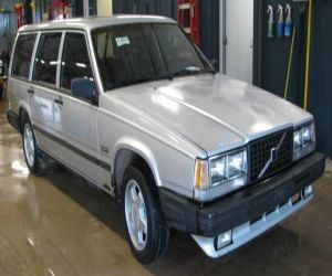 1986 Volvo 740 For Sale Review