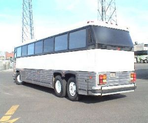 1995 MCI MC12 coach bus for sale, 1995 MC12 for sale