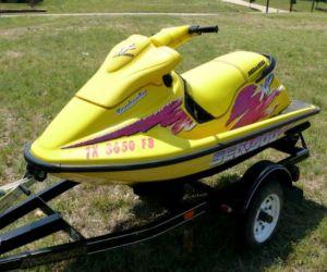 1996 SeaDoo Xp Jet ski