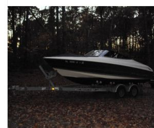 1997 Bayliner Capri boat  side
