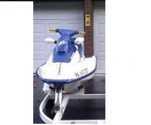 1997 SeaDoo Gs front