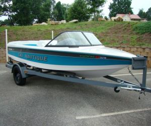 1998 Correct Ski Nautique right front