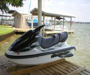 1998 Yamaha Wave Runner XL1200 Front Profile