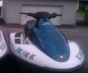 1999 Polaris SL H front