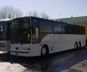 1999 Van Hool T945 front