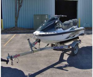 1999 Yamaha 760XL wave runner  front