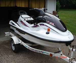 1999 Yamaha Waverunner XL 1200 For Sale Review