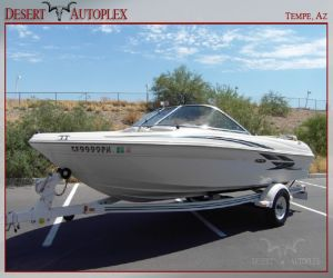 2000 Sea Ray 180 Open Bow Mercruiser left front