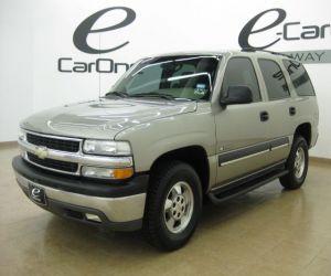 2003 Chevrolet Tahoe LS left front