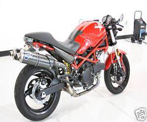 2003 Ducati Motorcycle