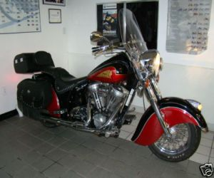 2003 Indian ROADMASTER CHIEF right side