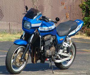 2003 KAWASAKI ZRX1200R left front