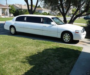 2003 Lincoln Town Car Limousine For Sale Review