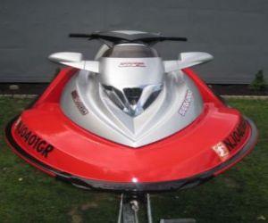2003 Seadoo GTX front