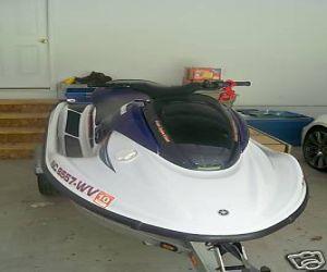 2003 Yamaha Waverunner 1300R front