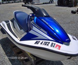 2005 Honda Aquatrax right front
