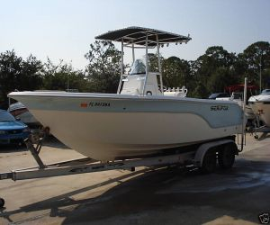 2006 Sea Fox 210cc left front