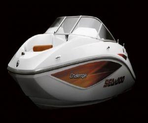 2006 Seadoo Challenger Stock Image