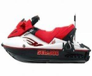 2006 Seadoo GTX bow