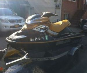 2006 Seadoo RXP supercharged front
