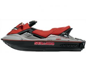 2006 Seadoo RXT red