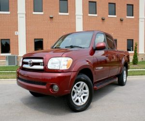 2006 Toyota Tundra left front