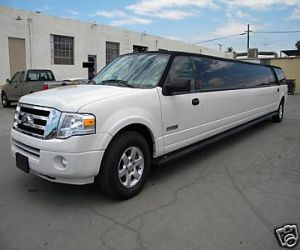 2008 Ford Expedition left front