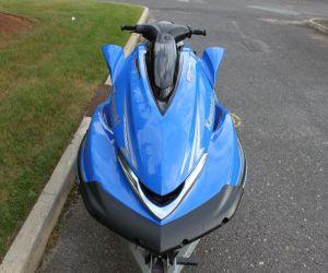 2008 Kawasaki Ultra 250x front