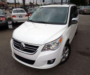2009 Volkswagen Routan For Sale Review