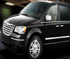 2010 Chrysler Town Country LX MiniVan For Sale