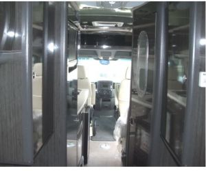 2011 Airstream Interstate Twin motor  front