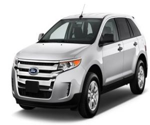 2011 Ford Edge front