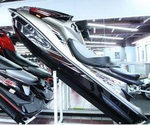 2011 Kawasaki Untra LX side