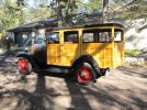 1932 Ford Model B station wagon side of rear For Sale