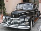 1947 Cadillac Fleetwood left front
