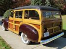 1947 Plymouth Special Deluxe Woody rear
