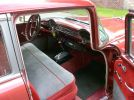 1955 Chevrolet Station Wagon interior front