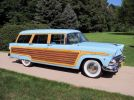 1955 Ford Country Squire front