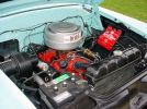 55 Ford Country Squire engine
